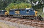 CSX 8141 third on C770